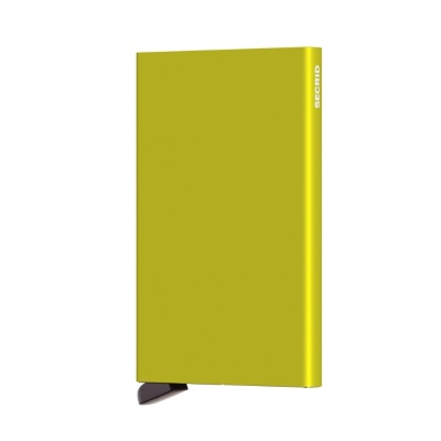 Secrid Cardprotector - Lime