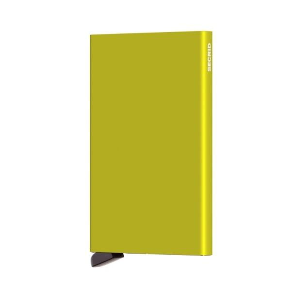 SecridCardprotector - Lime