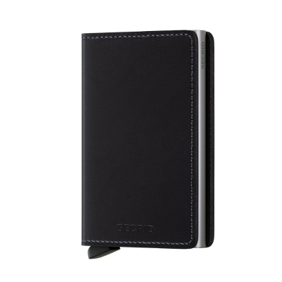Secrid Slimwallet - Black