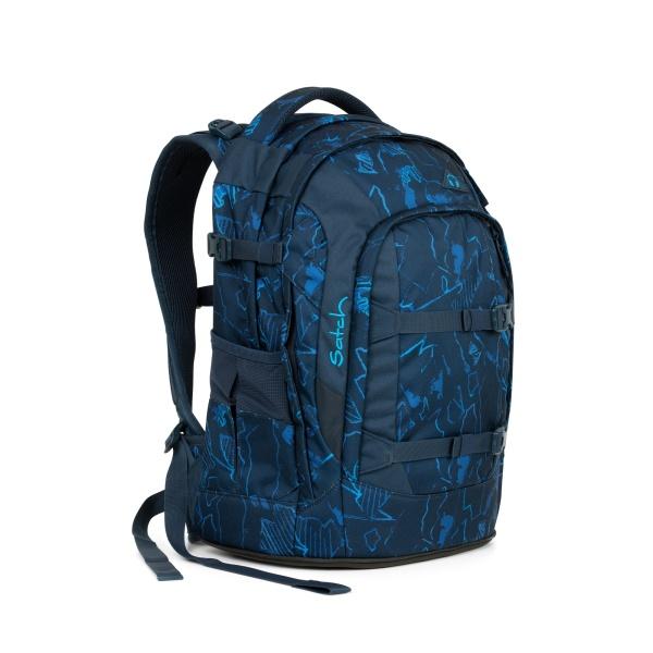 Satch by ErgobagSchulrucksack pack Blue Compass