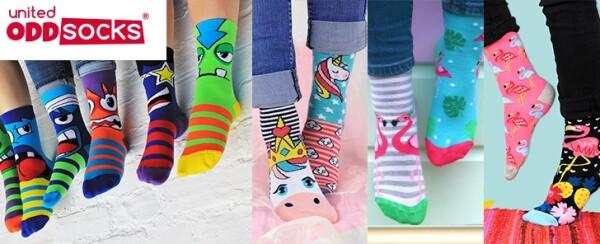 united ODD socks