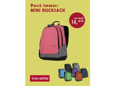 Travelite MINI - Rucksack