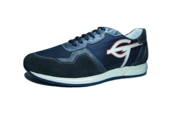 GALIZIO TORRESISneaker, blau kombi