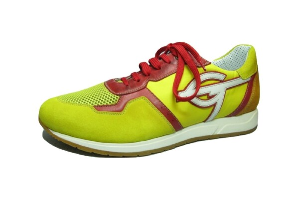 GALIZIO TORRESISneaker, gelb komkbi