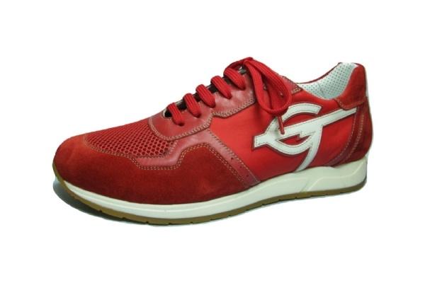GALIZIO TORRESISneaker, rot kombi