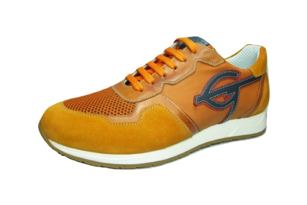 GALIZIO TORRESI Sneaker, orange kombi