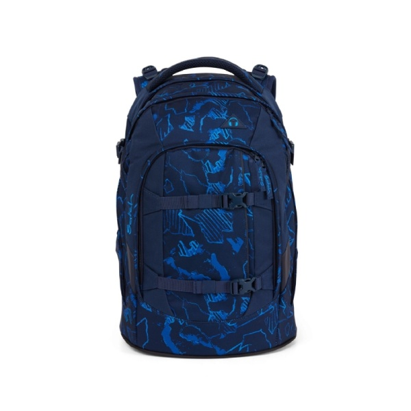 Satch by Ergobag Satch pack Blue Compass