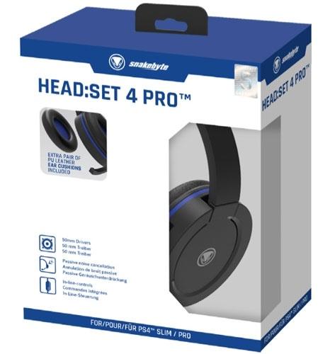 PS4 Headset 4 Pro