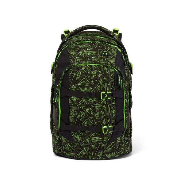 Satch by Ergobag Satch Pack Green-Bermuda