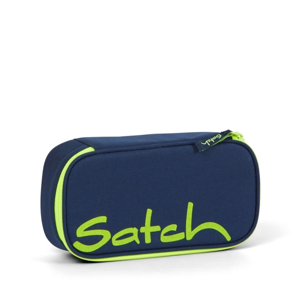 Satch by Ergobag Schlamperbox Toxic-Yellow