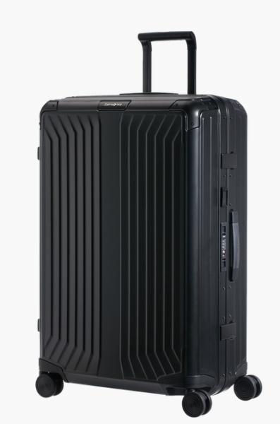 SamsoniteLite-Box Alu L schwarz