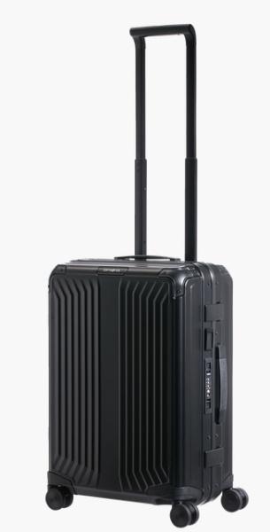 SamsoniteLite-Box Alu S schwarz