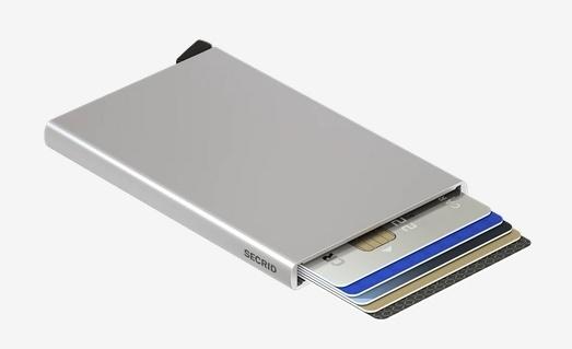 SecridC-titanium Kartenetui