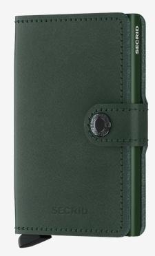 SecridOriginal Green Kartenetui
