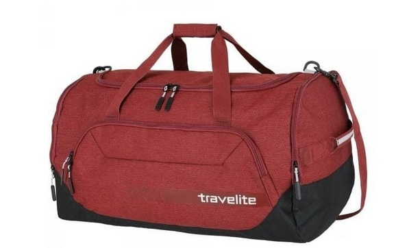 TraveliteSporttasche Kick Off L rot