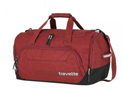 TraveliteSporttasche Kick Off M rot