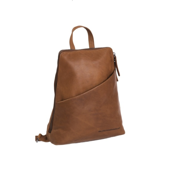 The Chesterfield Brand Lederrucksack Claire Cognac
