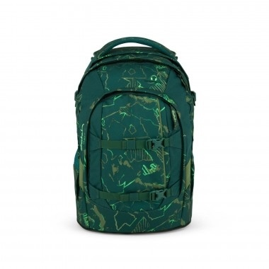 Satch by Ergobag Satch Pack Green Compass
